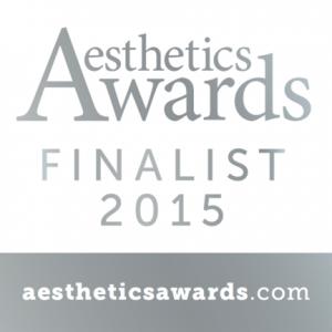 Aesthetis Awards-Finalist