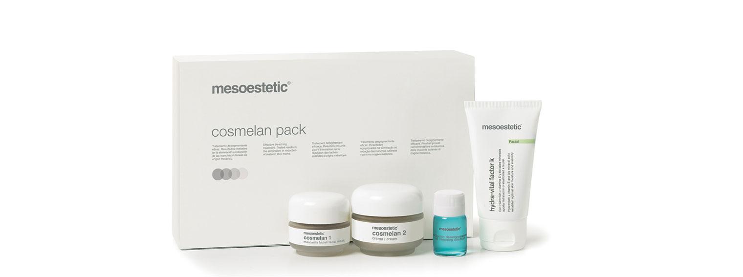 Cosmelan Pack for Melasma Treatment