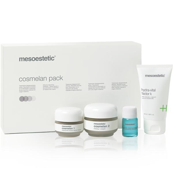 Cosmelan Treatment for Melasma